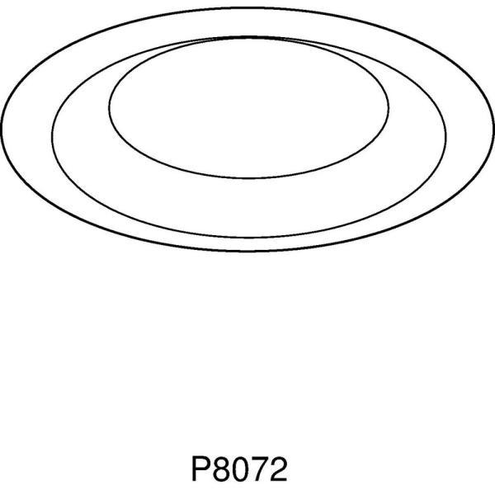 QTY 2 PROGRESS LIGHTING P8072WL-28 RECESSED LIGHTING FOR WET LOCATIONS FREE SHIP
