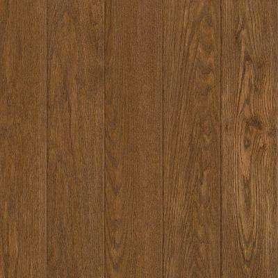 American Vintage Bear Creek Oak 3/4 in. T x 5 in. W x Varying L Solid Scraped Hardwood Flooring (23.5 sq. ft. / case)
