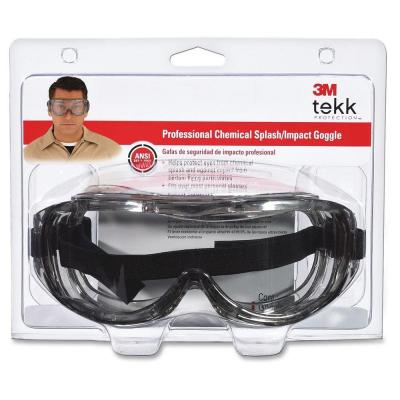 Chemical Splash/Impact Goggles