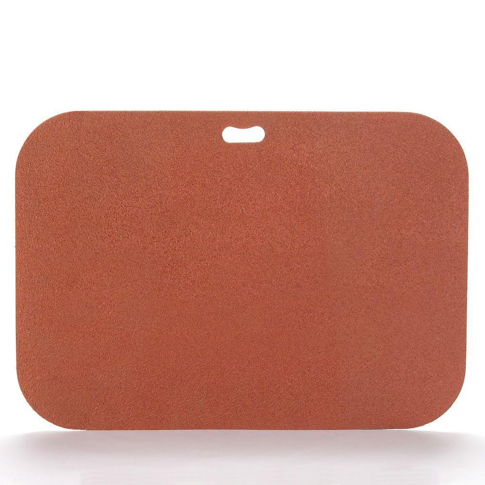 Rectangular Brick Red Deck