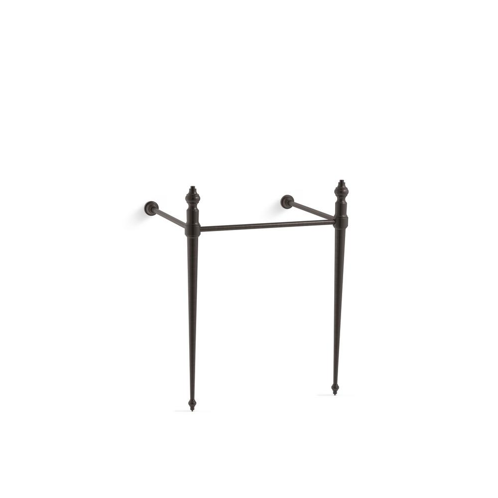 KOHLER Memoirs Console Table Legs in Oil-Rubbed Bronze