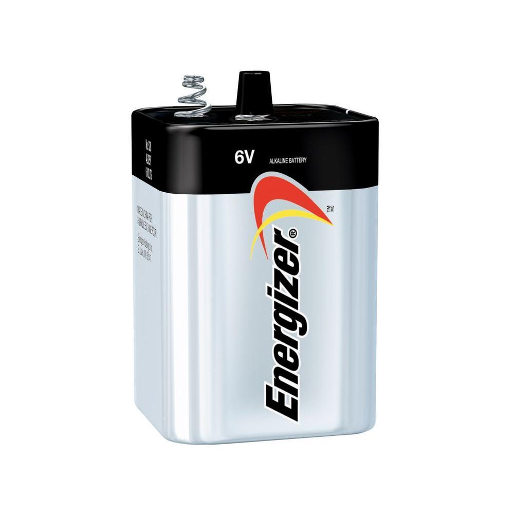 Energizer Alkaline 6-Volt Battery