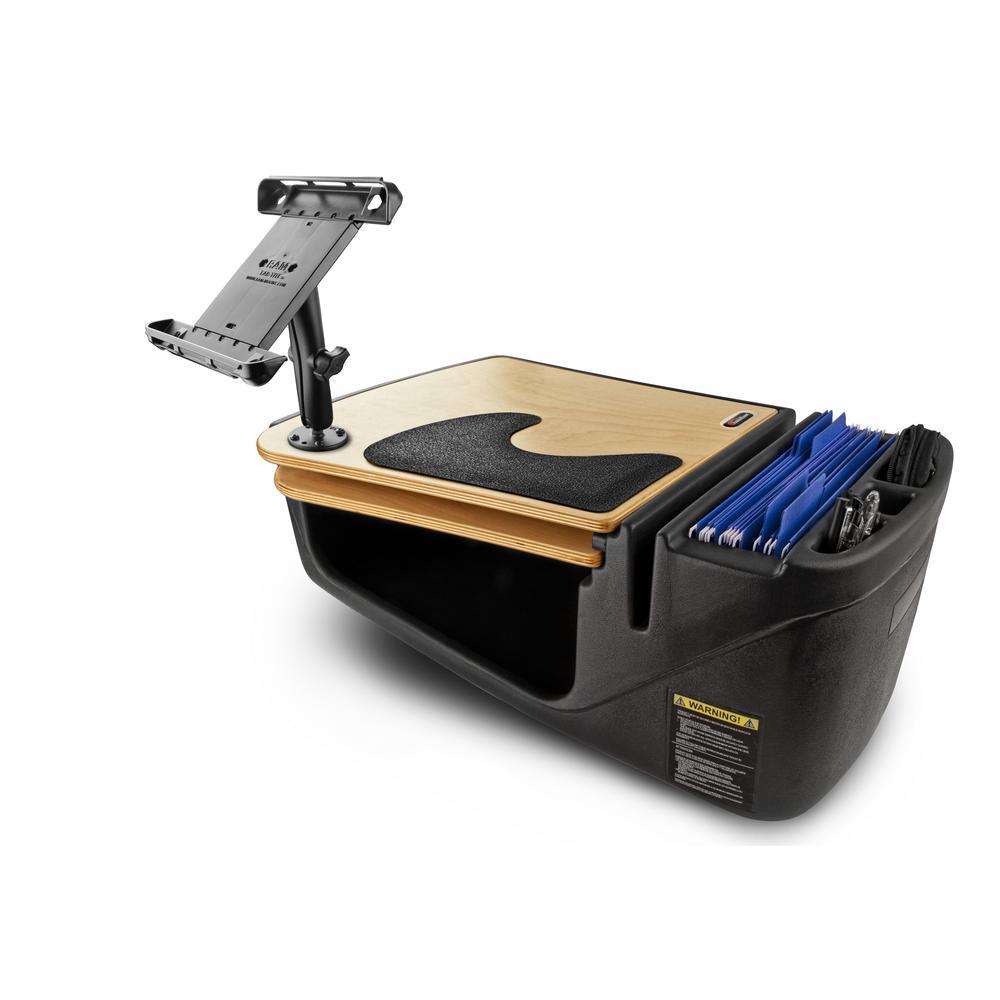 GripMaster Elite with Built-In Power Inverter and Tablet Mount