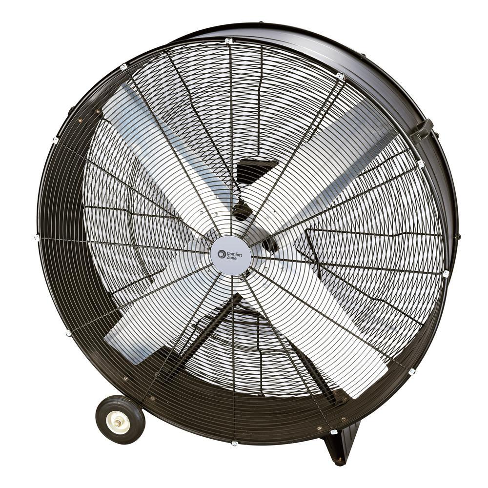 42 in. 2-Speed Industrial Drum Fan