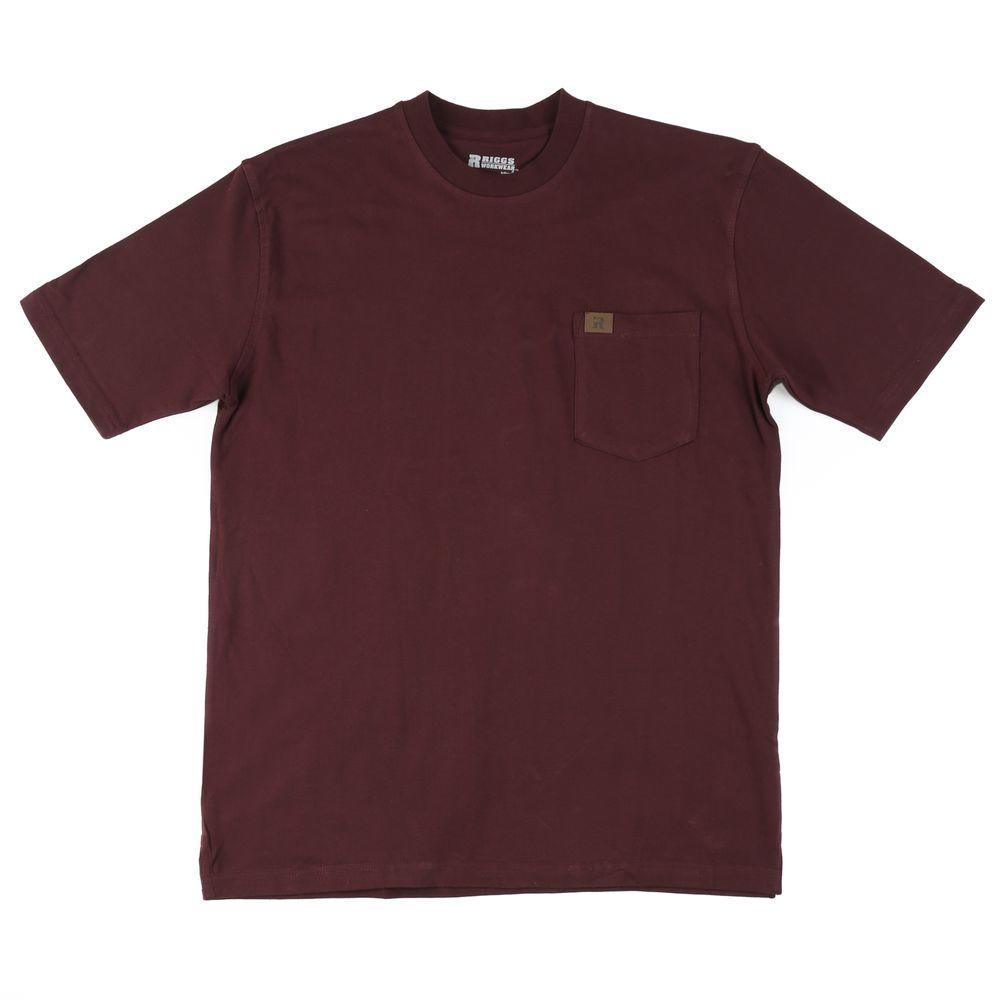 4X-Big Men's Pocket T-Shirt