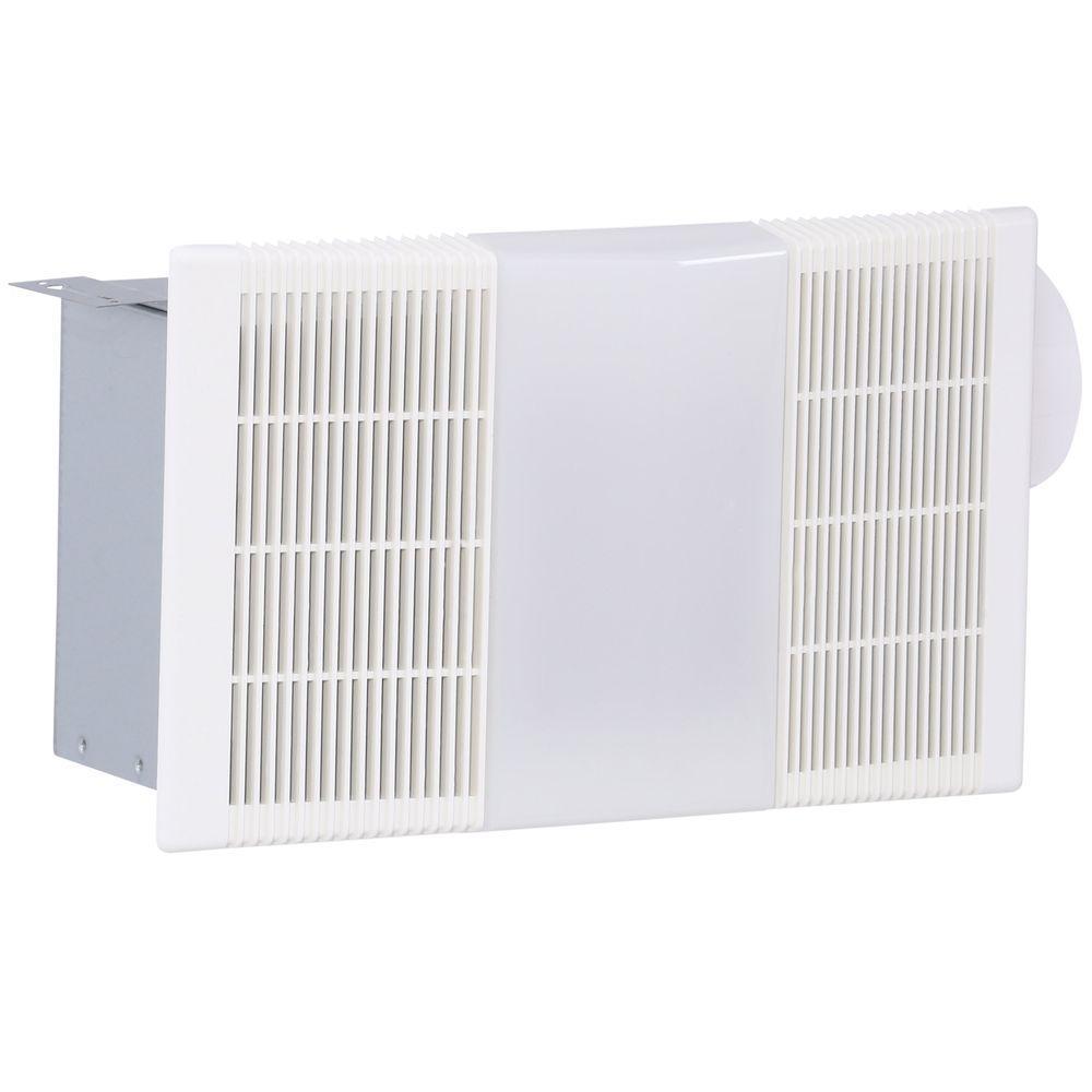 Marvellous Nutone Polymeric Bathroom Fan Shop Nutone: NuTone 70 CFM Ceiling Bathroom Exhaust Fan With Light