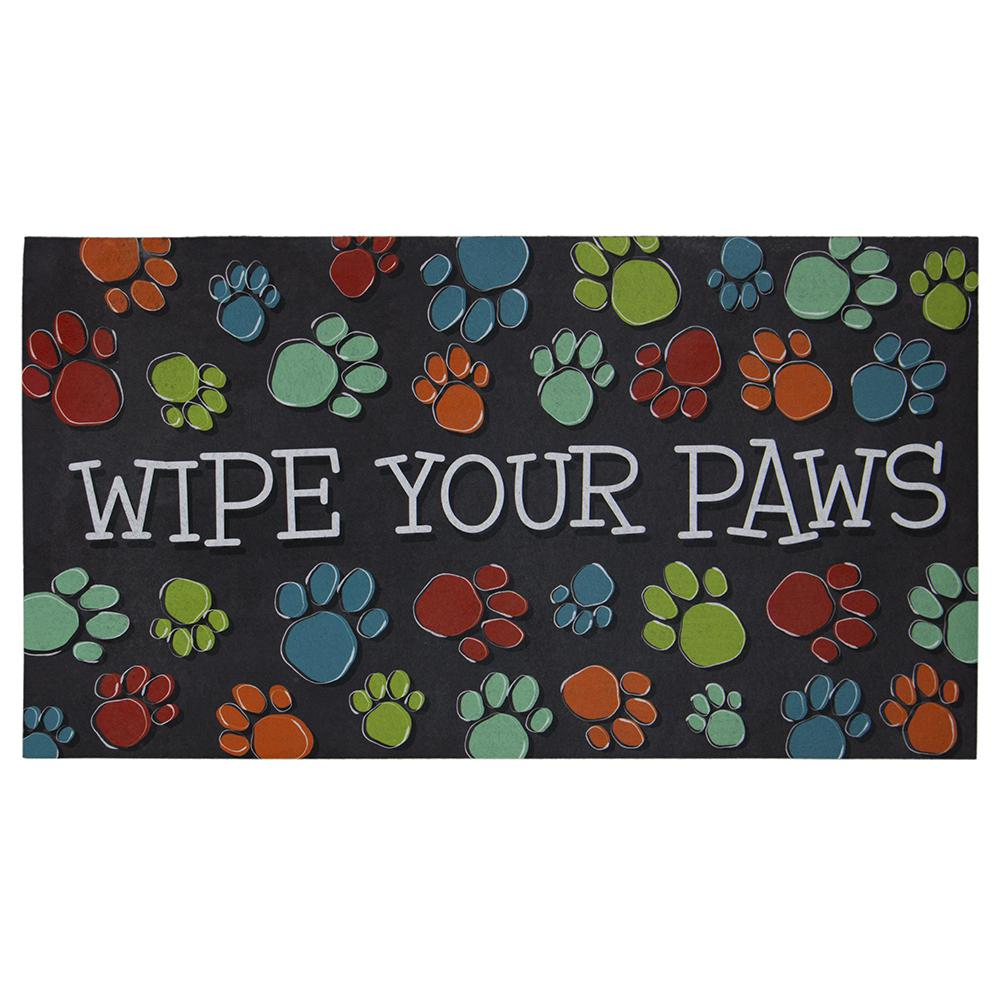 Wipe Your Paws 20 In X 36 In Door Mat 60 799 2371