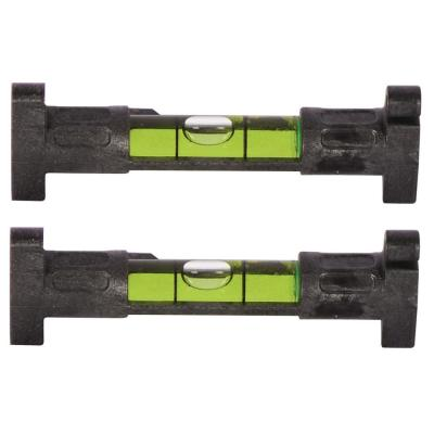 3 in. Plastic Line Levels (2-Pack)