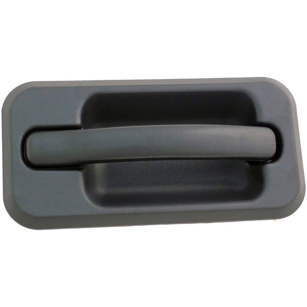 Exterior Door Handle For 2003-2009 Hummer H2 Set of 2 Rear Plastic