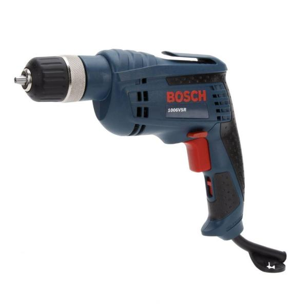 6.3 Amp Corded 3/8 in. Concrete/Masonry Variable Speed Drill/Driver Kit
