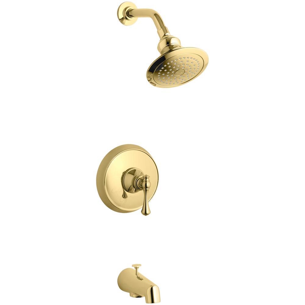 Kohler - Brass - Trim Kits - Plumbing Parts & Repair - The Home Depot