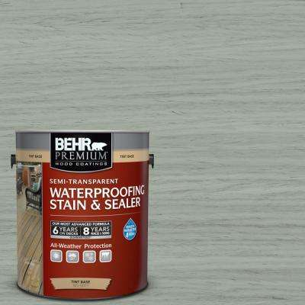 #ST-149 Light Lead Semi-Transparent Weatherproofing Wood Stain