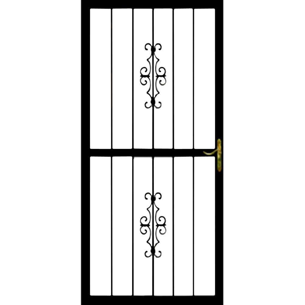 301 Series Prehung Guardian Steel Security Door