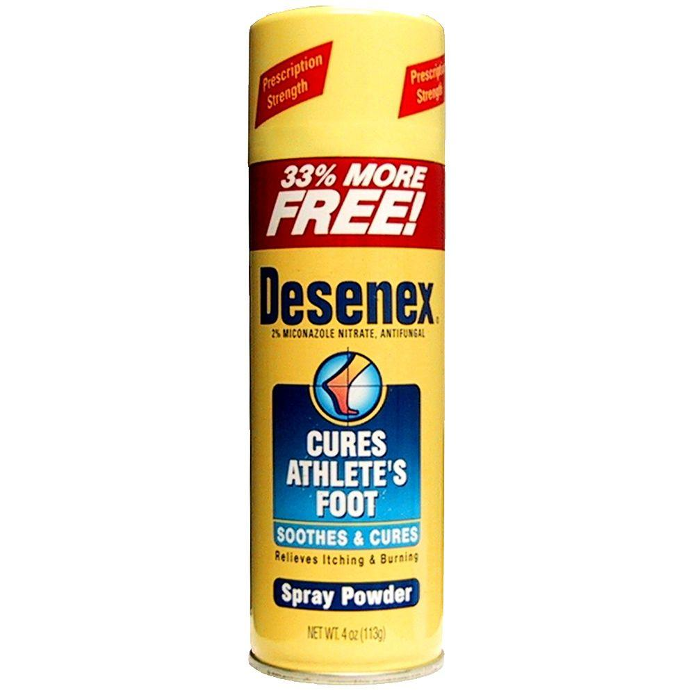 Southwest Specialty Products Desenex Foot Spray Can Safe