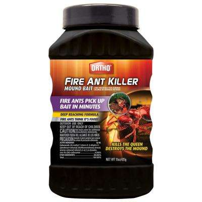 15 oz. Fire Ant Killer Mound Bait