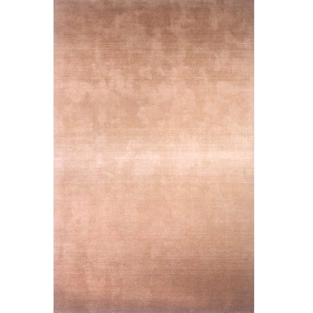 City Life Collection Light Brown 8 ft. x 11 ft. Indoor