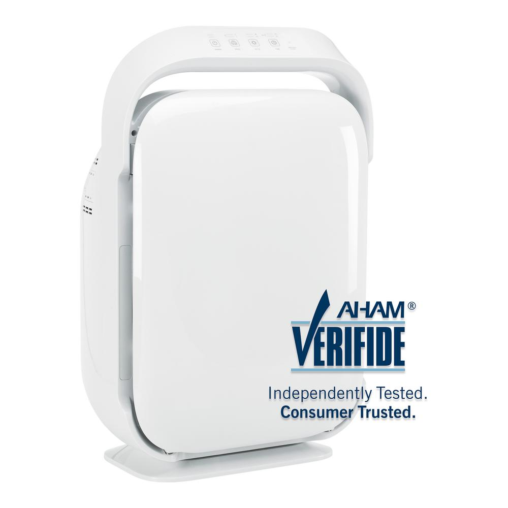 GermGuardian Hi-Performance True HEPA Ultra-Quiet Air Purifier System with UV-C, Allergy and Odor Reduction, Large Room