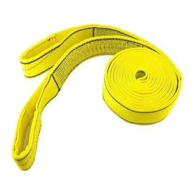 15,000 lb. 20 ft. Polyester Tow Strap