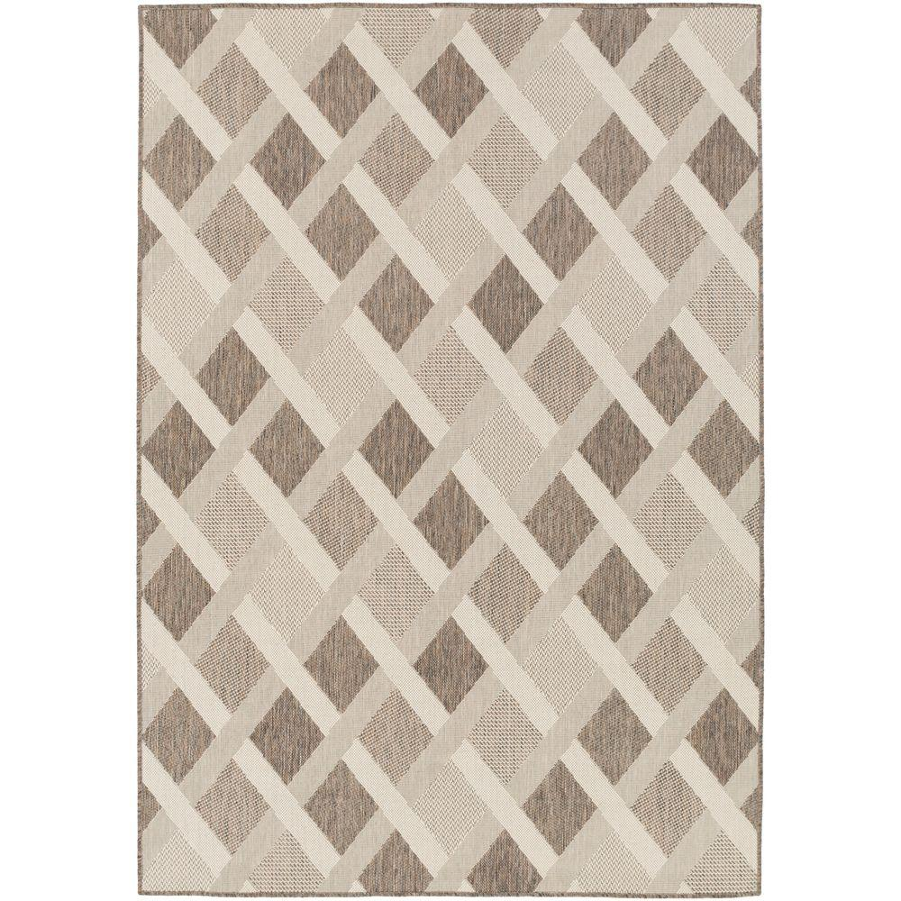 Artistic Weavers Masari Charcoal 6 ft. 7 in. x 9 ft. 6 in. Indoor ...