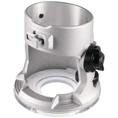 Aluminum Fixed Base for Bosch GKF125CE Palm Router