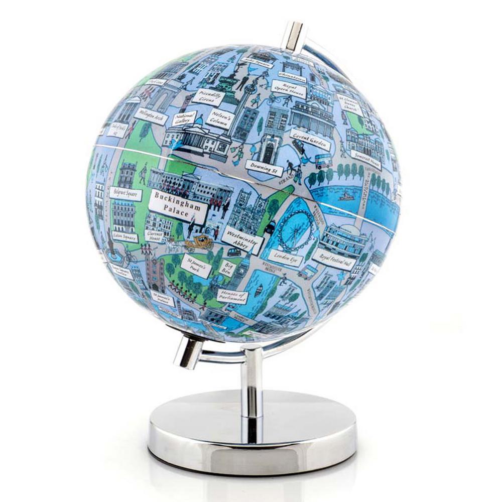 London 4 in. Globe