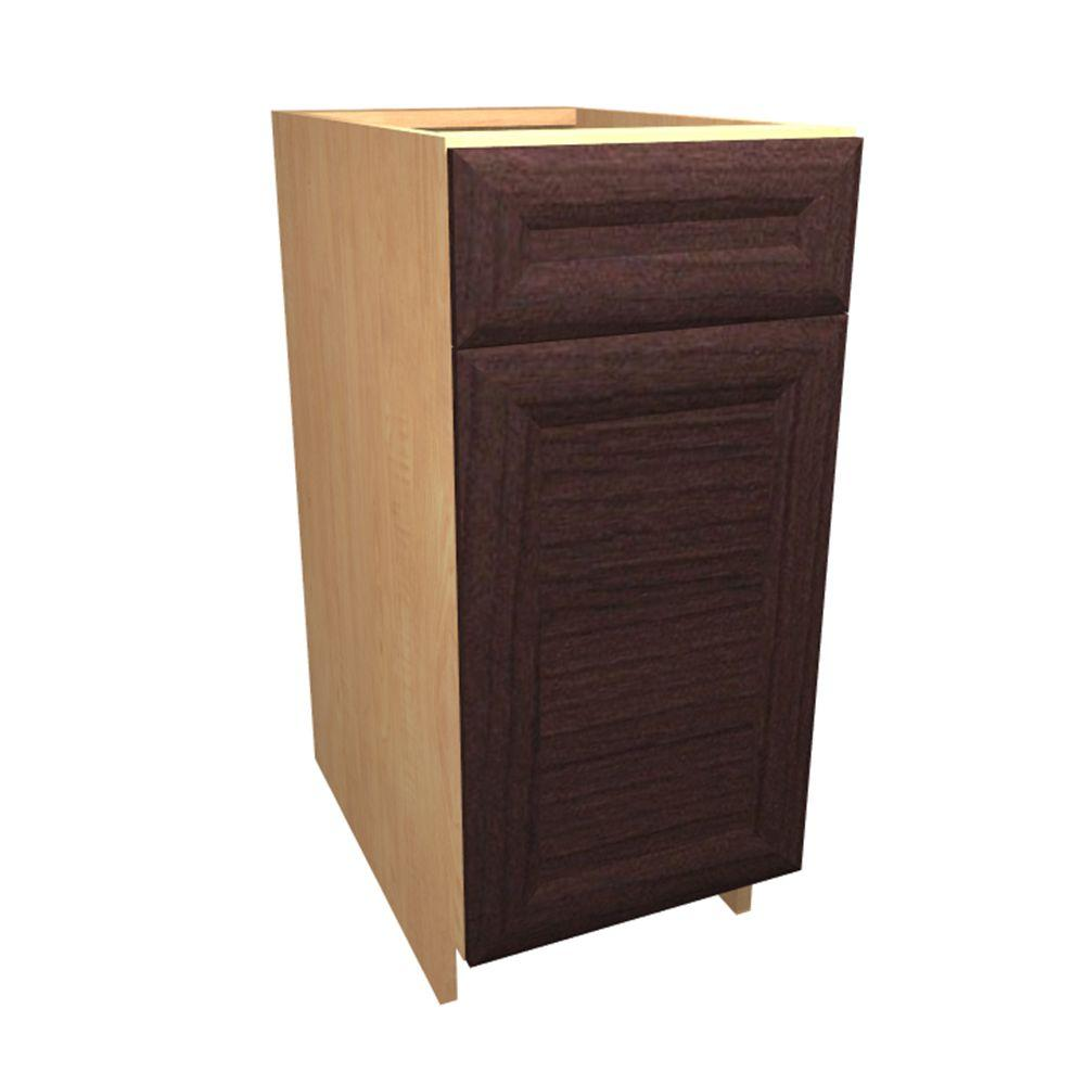 Delicieux Home Decorators Collection 18x34.5x24 In. Dolomiti Base Cabinet With 1  Rollout Tray 1