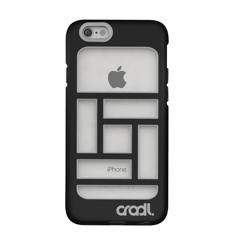 Blocks iPhone Case for 6/6s, Black