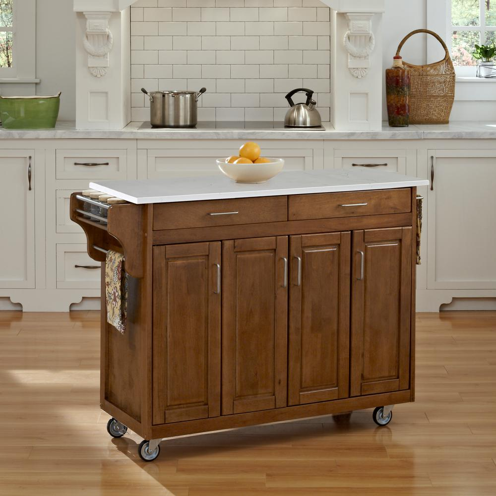 Large Kitchen Islands With Seating For 6: Home Styles Monarch Black Kitchen Island With Seating-5009