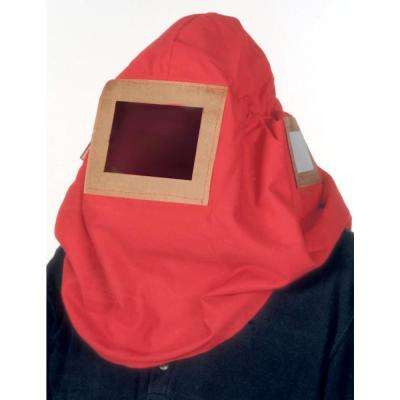 Standard Hood with Bump Cap and 5 in. x 6 in. Lens