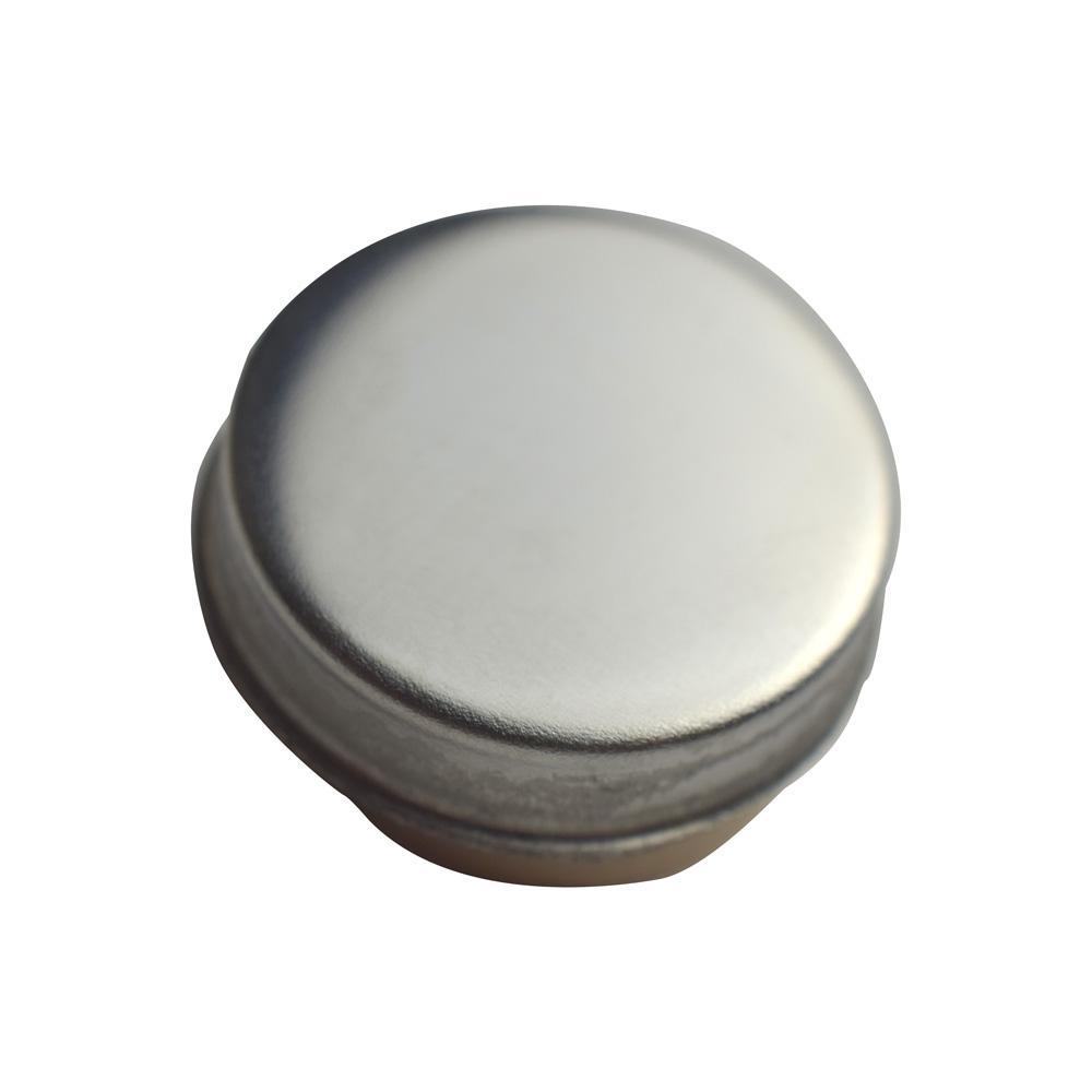 Boton Inox Plata 5/8 in. x 5/8 in. Metal Dot Insert Wall Tile