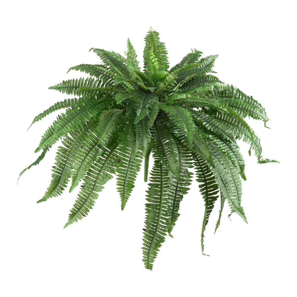 Nearly Natural 48 In Boston Fern Set Of 2 6051 S2 The