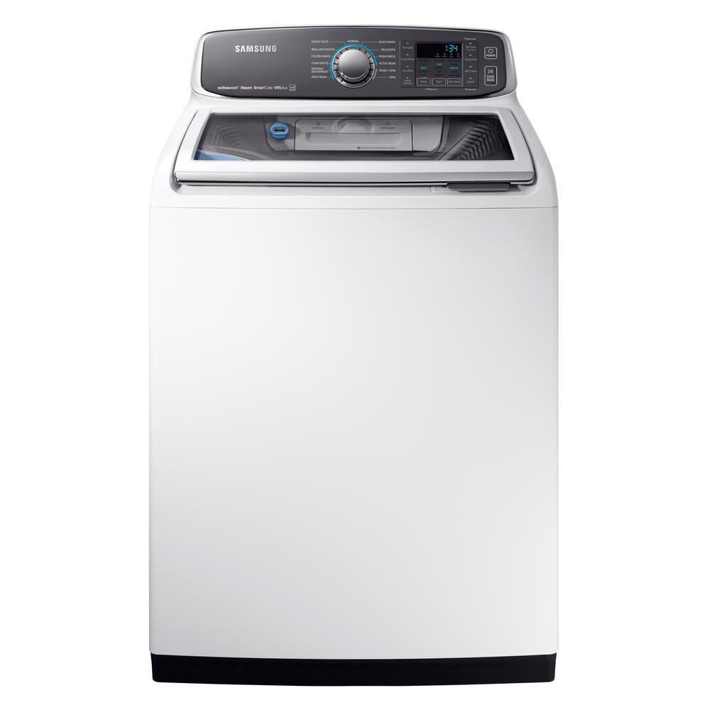 Samsung 5 2 Cu Ft High Efficiency Top Load Washer With