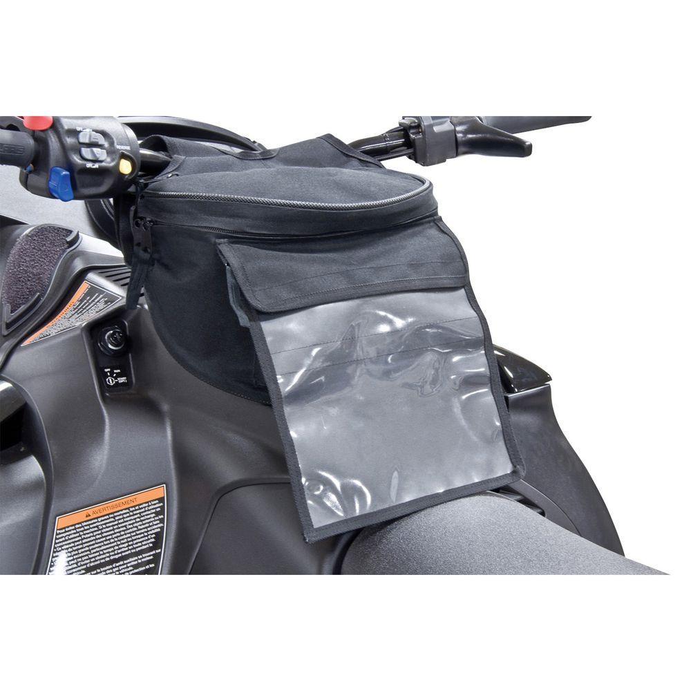 Raider Deluxe Snowmobile Handlebar Bag