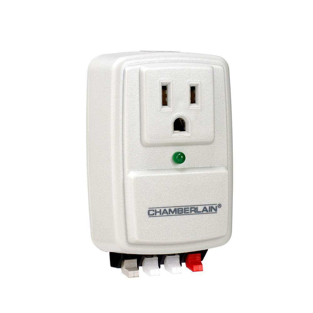Chamberlain System Surge Protector