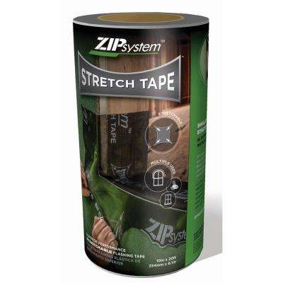 S-20022 10 in. x 20 ft. ZIP System Linered Stretch Tape