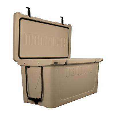 Ranger Series 125 Qt. Cooler in Tan