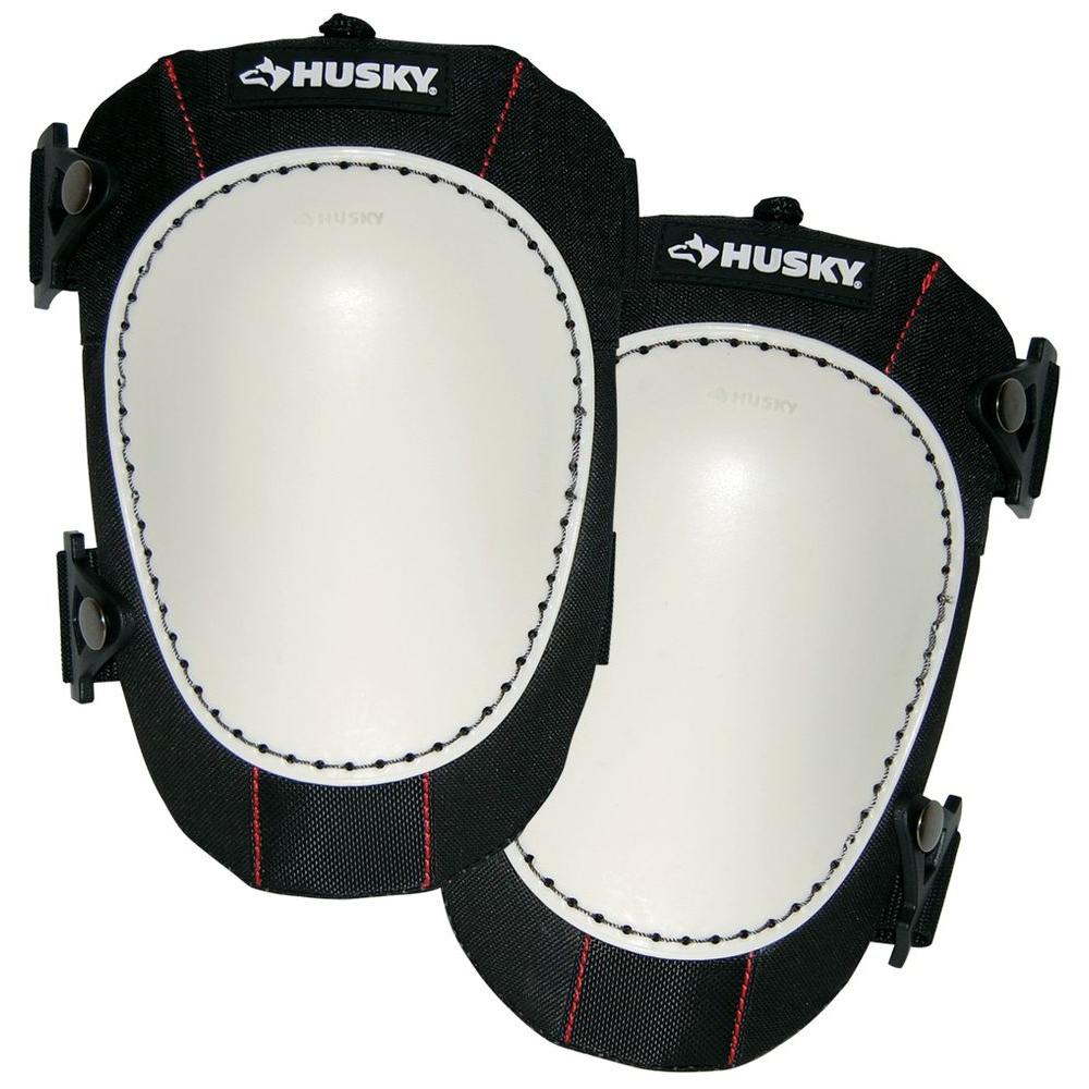 Husky Hard Cap Swivel Knee Pad