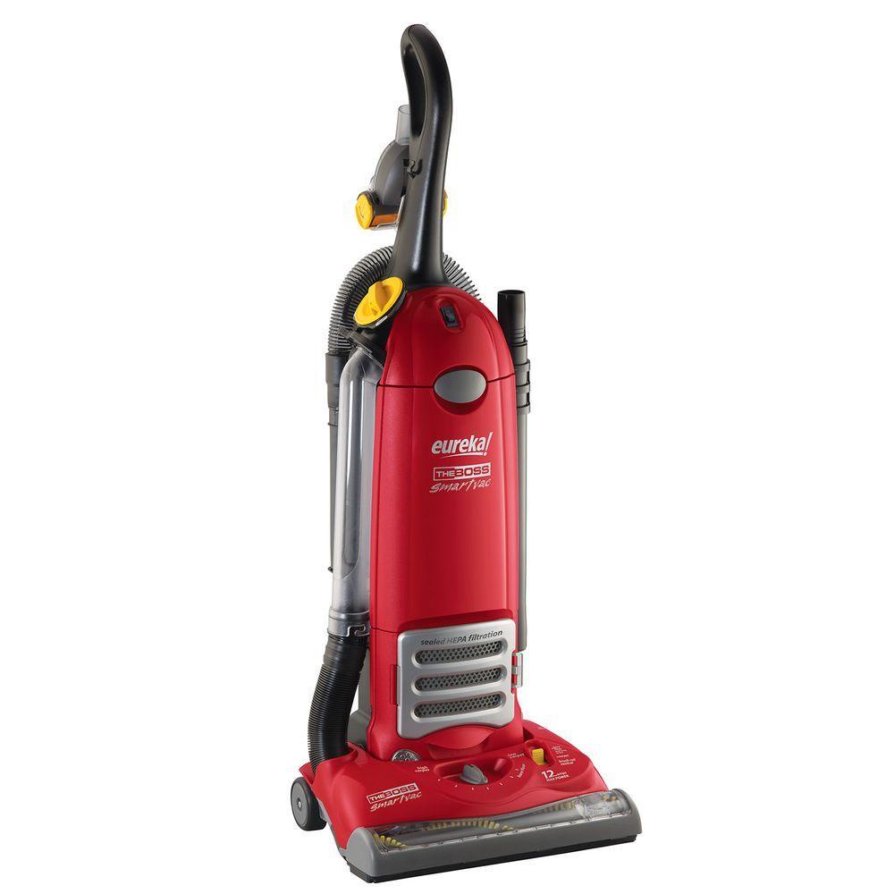 Boss SmartVac Bagged Upright Vacuum