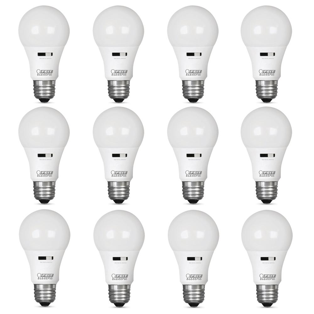IntelliBulb 60W Equivalent Soft White/Cool White/Daylight A19 LED Color Choice