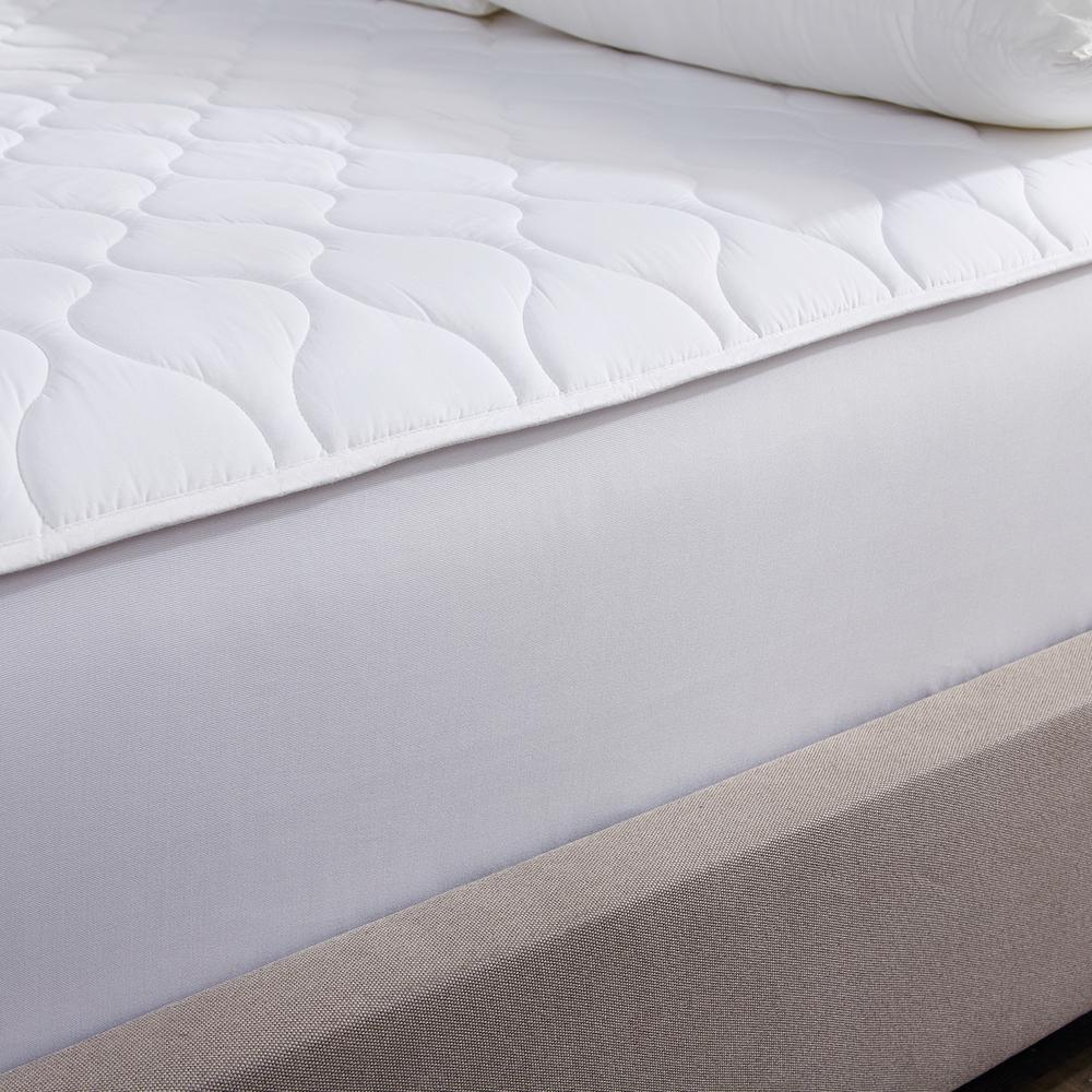 Downhome Dupont Sorona Queen Mattress Pad M502 233 101q The Home