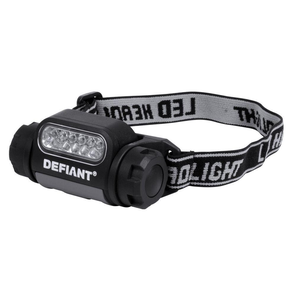 Defiant 6 LED Headlight-DISCONTINUED