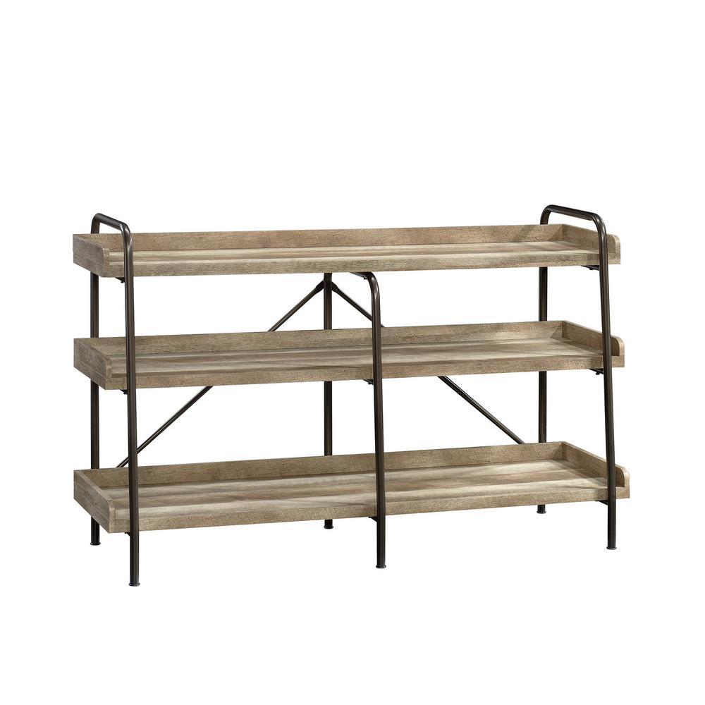 Carson Forge Lintel Oak Console Table