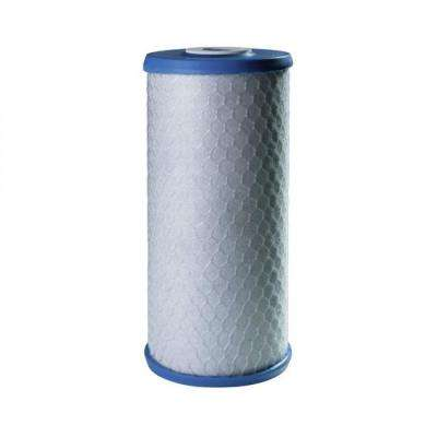 9-3/4 in. x 4-1/2 in. Whole House Water Filter Cartridge