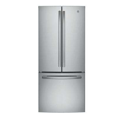 20.8 cu. ft. French Door Refrigerator in Stainless Steel ENERGY STAR