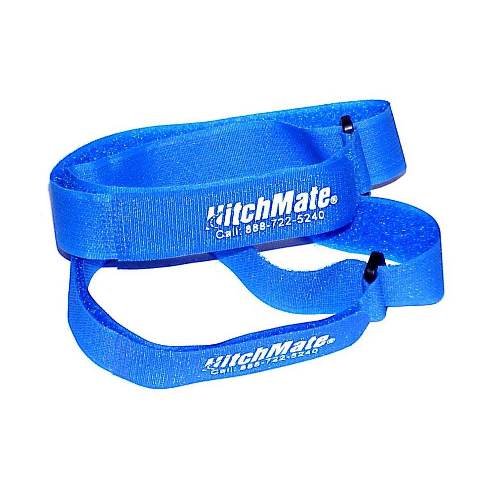 QuickCinch Straps in Blue (25-Pack)