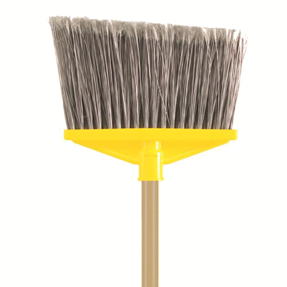 Rubbermaid Commercial Products 10-1/2 in. Angle Broom-RCP637500GY ...