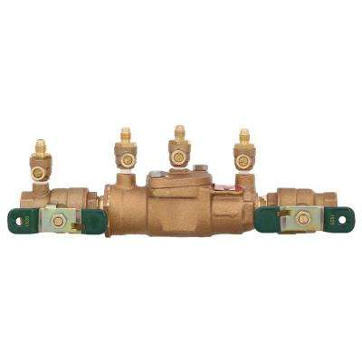3/4 in. Bronze FPT x FPT Backflow Preventer Assembly Valve