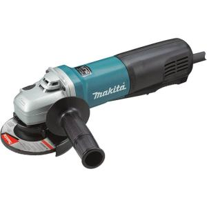 Makita 13 Amp 4-1/2 inch SJS High-Power Paddle Switch Angle Grinder by Makita