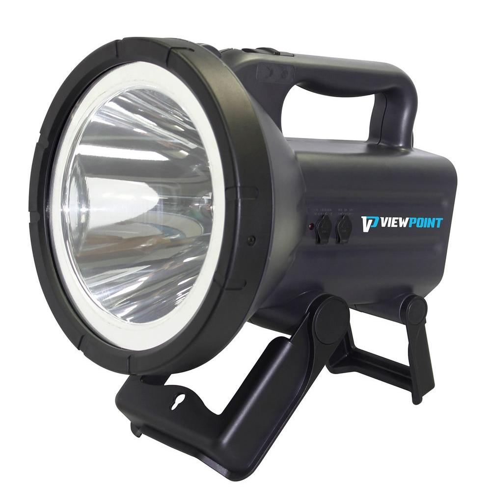 Led Spotlight Rechargeable: Nature Power 30-Watt LED Rechargeable Spotlight With 2