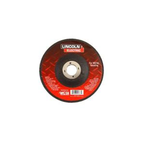 Lincoln Electric 4 inch x 1/4 inch Type 27 Grinding Wheel by Loln Electric